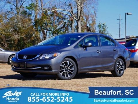 Pre-Owned 2013 Honda Civic EX-L FWD 4D Sedan