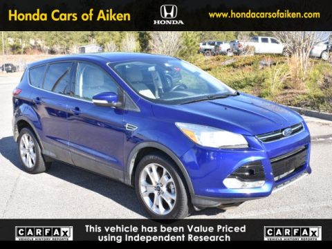 Pre-Owned 2013 Ford Escape SEL FWD 4D Sport Utility