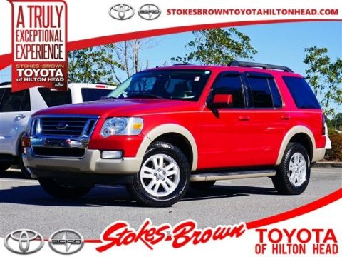 Pre-Owned 2009 Ford Explorer Eddie Bauer RWD 4D Sport Utility