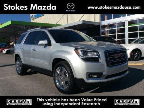 Pre-Owned 2017 GMC Acadia Limited Limited FWD 4D Sport Utility