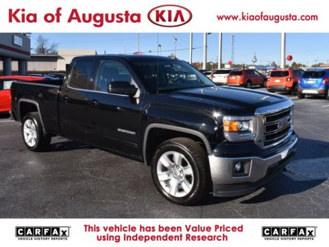 Pre-Owned 2015 GMC Sierra 1500 SLE RWD Extended Cab