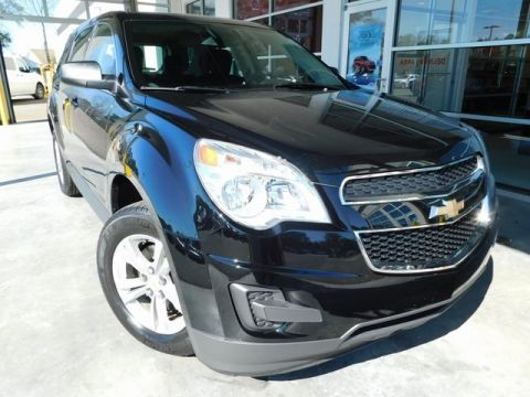 Pre-Owned 2014 Chevrolet Equinox LS FWD 4D Sport Utility