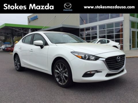 New 2018 Mazda3 Touring Base FWD 4D Sedan