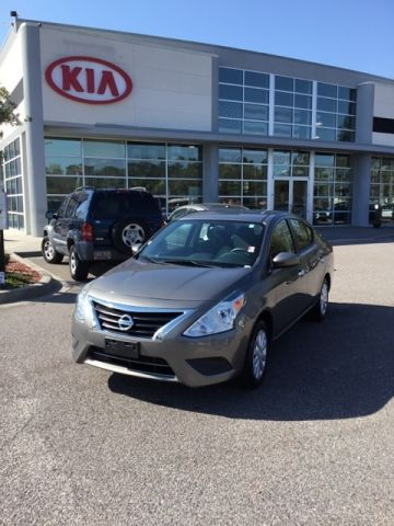 Pre-Owned 2016 Nissan Versa 1.6 S FWD 4D Sedan