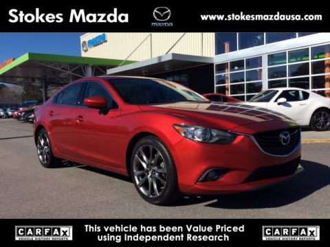 Pre-Owned 2014 Mazda6 i Grand Touring FWD 4D Sedan