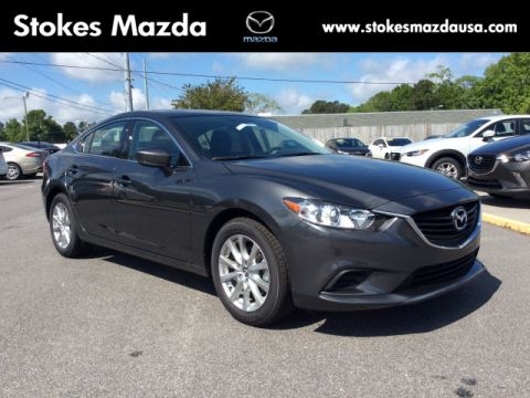 New 2017 Mazda6 Sport With Navigation