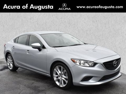 Pre-Owned 2017 Mazda6 Touring FWD 4D Sedan