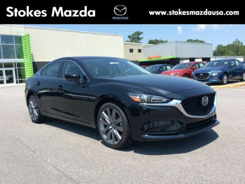 New 2018 Mazda6 Touring With Navigation