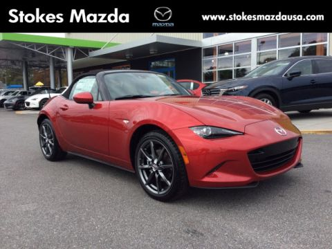 New 2017 Mazda MX-5 Miata Grand Touring RWD 2D Convertible