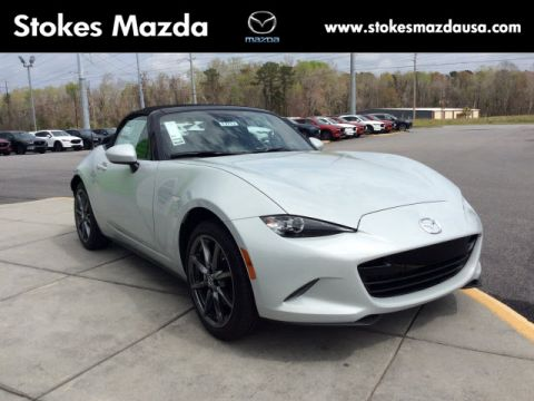 New 2018 Mazda MX-5 Miata Grand Touring RWD 2D Convertible
