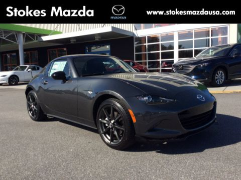 New 2017 Mazda MX-5 Miata RF Club RWD 2D Coupe