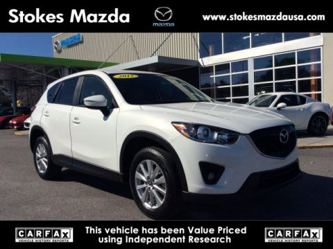 Certified Pre-Owned 2015 Mazda CX-5 Touring FWD 4D Sport Utility