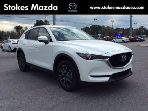 New 2017 Mazda CX-5 Grand Select With Navigation