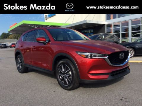 New 2017 Mazda CX-5 Grand Touring With Navigation