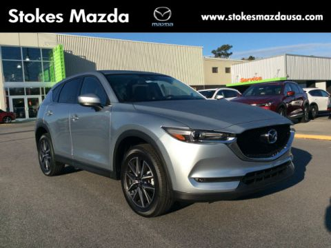 New 2017 Mazda CX-5 Grand Select With Navigation & AWD