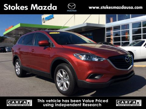 Certified Pre-Owned 2014 Mazda CX-9 Touring FWD 4D Sport Utility