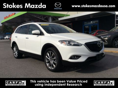 Certified Pre-Owned 2014 Mazda CX-9 Grand Touring AWD