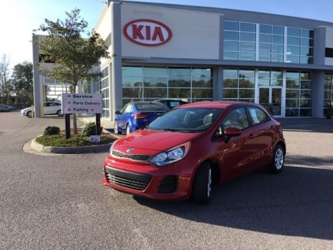 Pre-Owned 2017 Kia Rio LX FWD 4D Hatchback