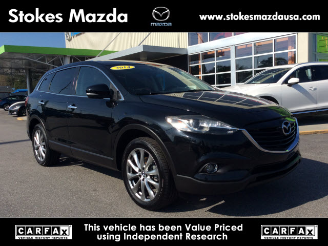 Certified Pre-Owned 2014 Mazda CX-9 Grand Touring