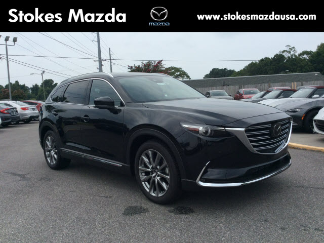 New 2018 Mazda CX-9 Grand Touring With Navigation